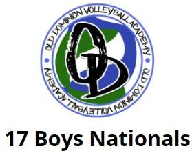 ODVA 17 Boys Nationals