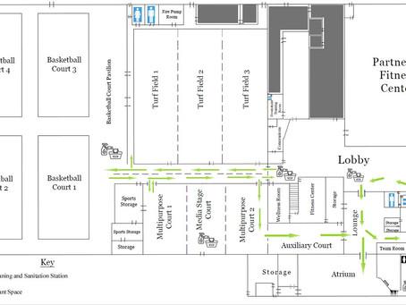Designated Building Flow Map