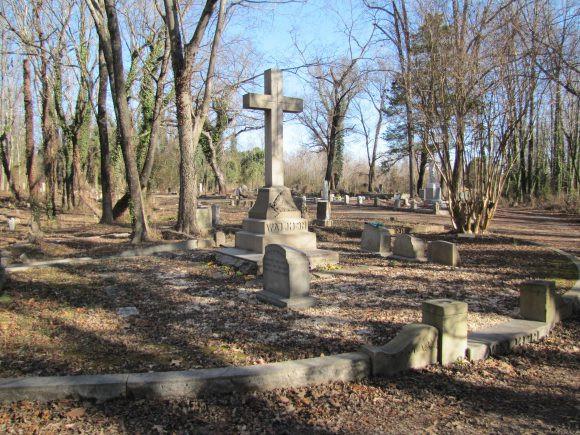 Image of Evergreen Cemetery