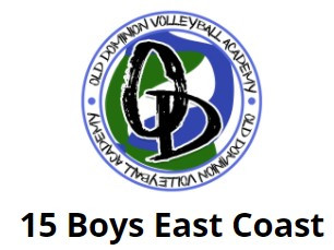 ODVA 15 Boys East Coast