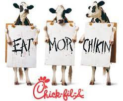 'Eat Mor Chikin' (for a GREAT cause)