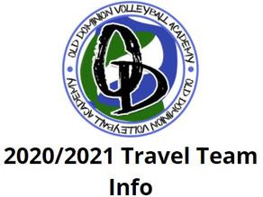 ODVA Travel Team Information
