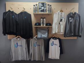 UTurn Merchandise Now For Sale