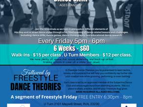 Dance Classes!