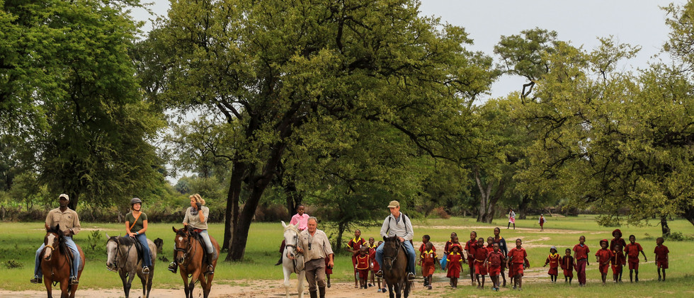 Imvelo Safari Lodges - Camelthorn - Ridi