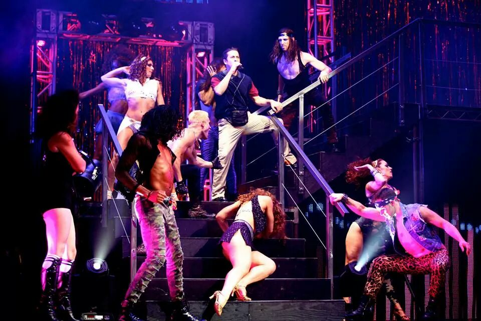 Broadway Bares XXIV: Rock Hard