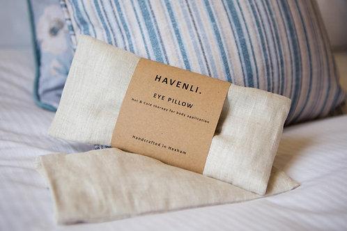 Organic Wheat Eye Pillow