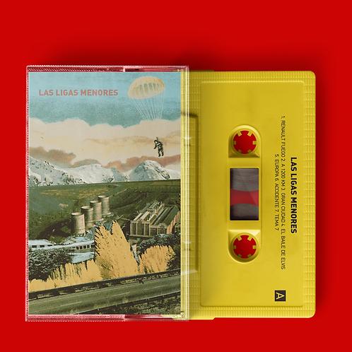 Cassette Las Ligas Menores - Las Ligas Menores