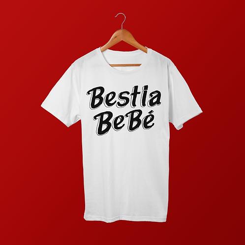 T-Shirt Bestia Bebé