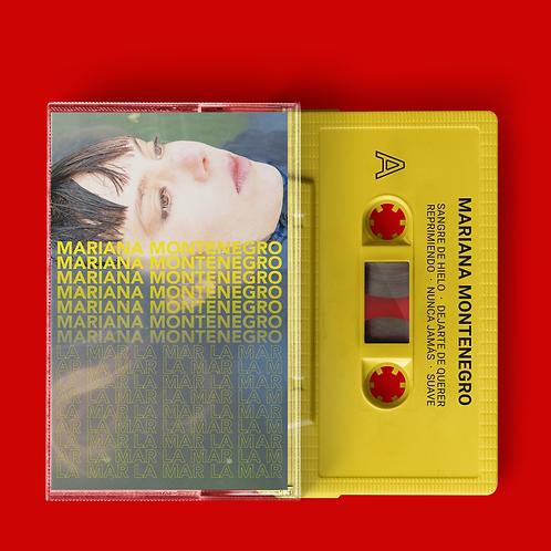 Cassette Mariana Montenegro - La Mar