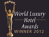 world luxury hotel award lalin design
