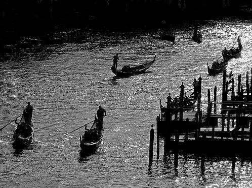 Venice in grey