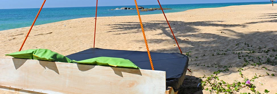 Beach and Beach Swing