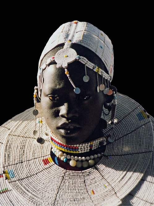 A Nubian beauty