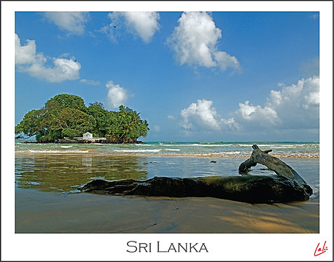 Taprobane Island (Postcard)