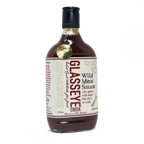 Glass Eye Wild Creek Meat Sauce