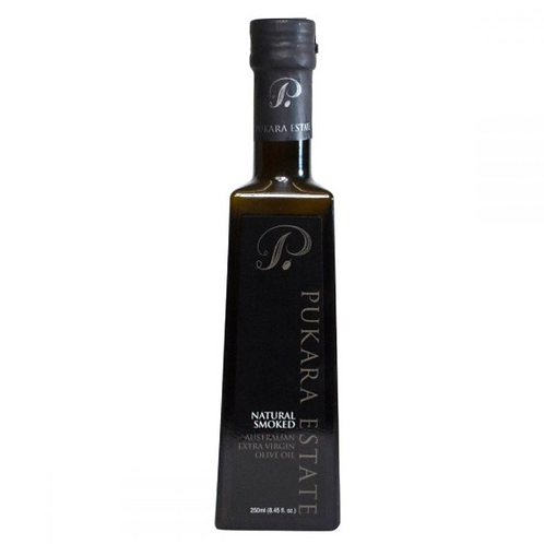 Natural Smoked Olive Oil