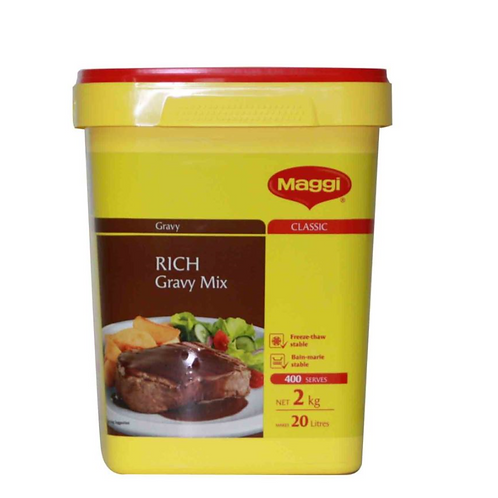 Maggi Rich Gravy