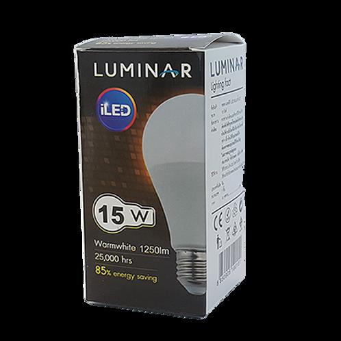 หลอด LED BULB LUMINAR 15W Warmwhite