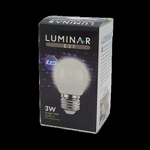 หลอด LED G45 LUMINAR 3W DAYLIGHT