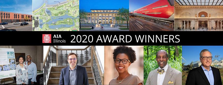 The 2020 Honor Award Winners