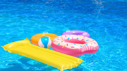 Inflatable Toys - swimming pool supplies