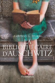 La_bibliothécaire_d'Auschwitzcover-la