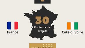 30 candidats pour notre appel à projets de l'Oenotourisme Lab