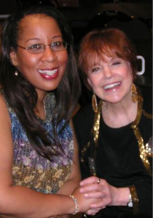 Annie Ross and L'Tanya Mari