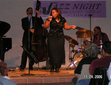 Concert at Westminster Jazz Night
