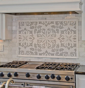 Backsplash Frame