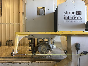 Stone Fabrication Facility