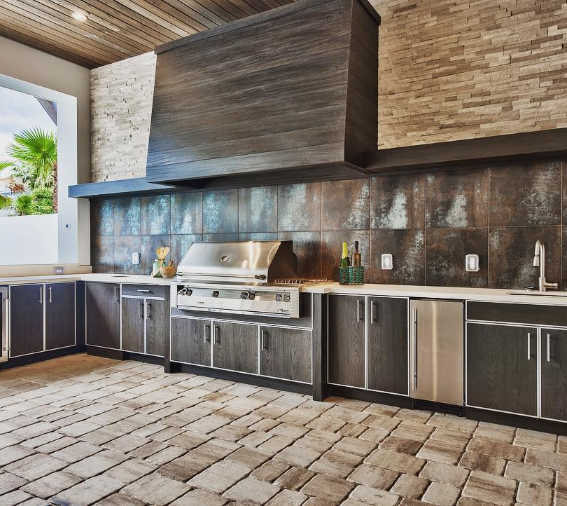 Outdoor Kitchen - Freeport FL.jpg