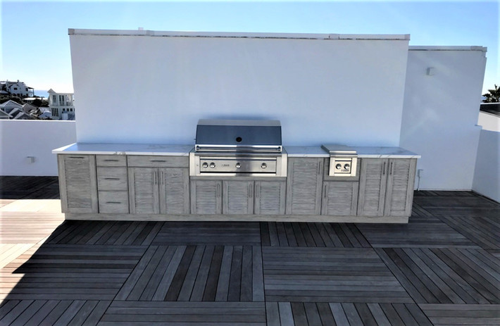 Outdoor Kitchen Fabricator