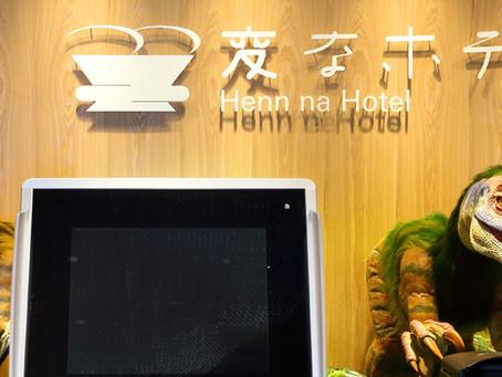 変なホテル大阪なんば × The brickコラボ!ランチ付き宿泊プラン販売中!