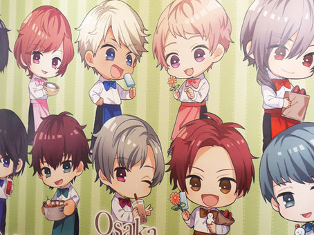 TVアニメ「スタミュ」×nicocafe コラボカフェを開催いたしました。