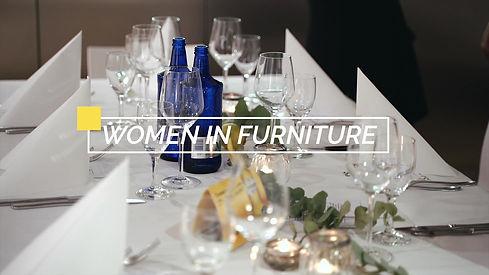 Women in Furniture Dinner No.1