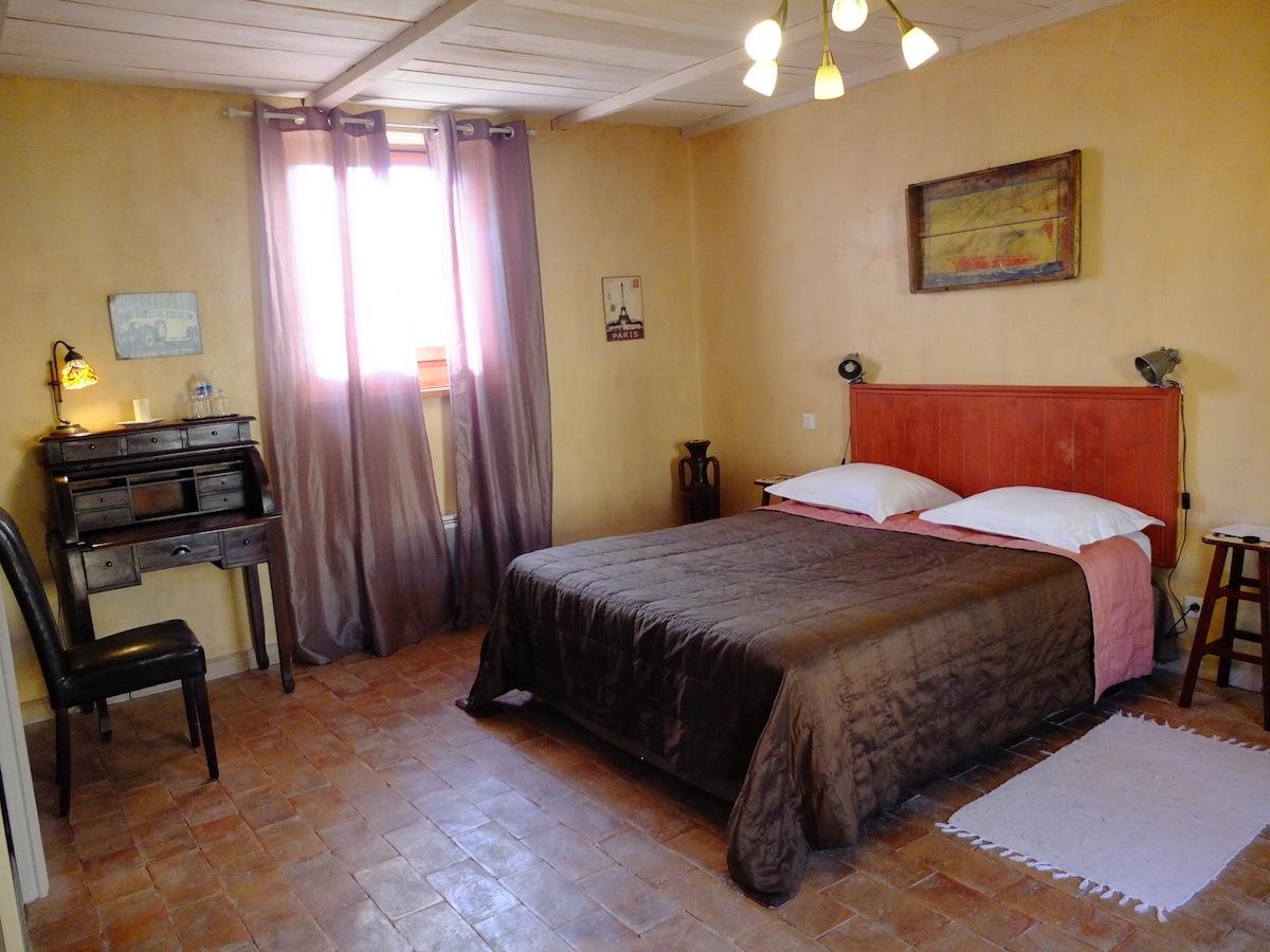 Chambre triple _Coloniale_