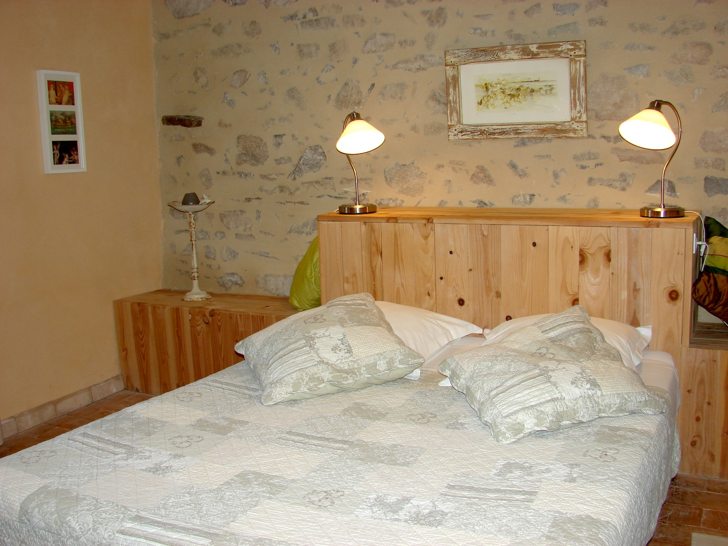 CHAMBRE NATURELLE CLUNY
