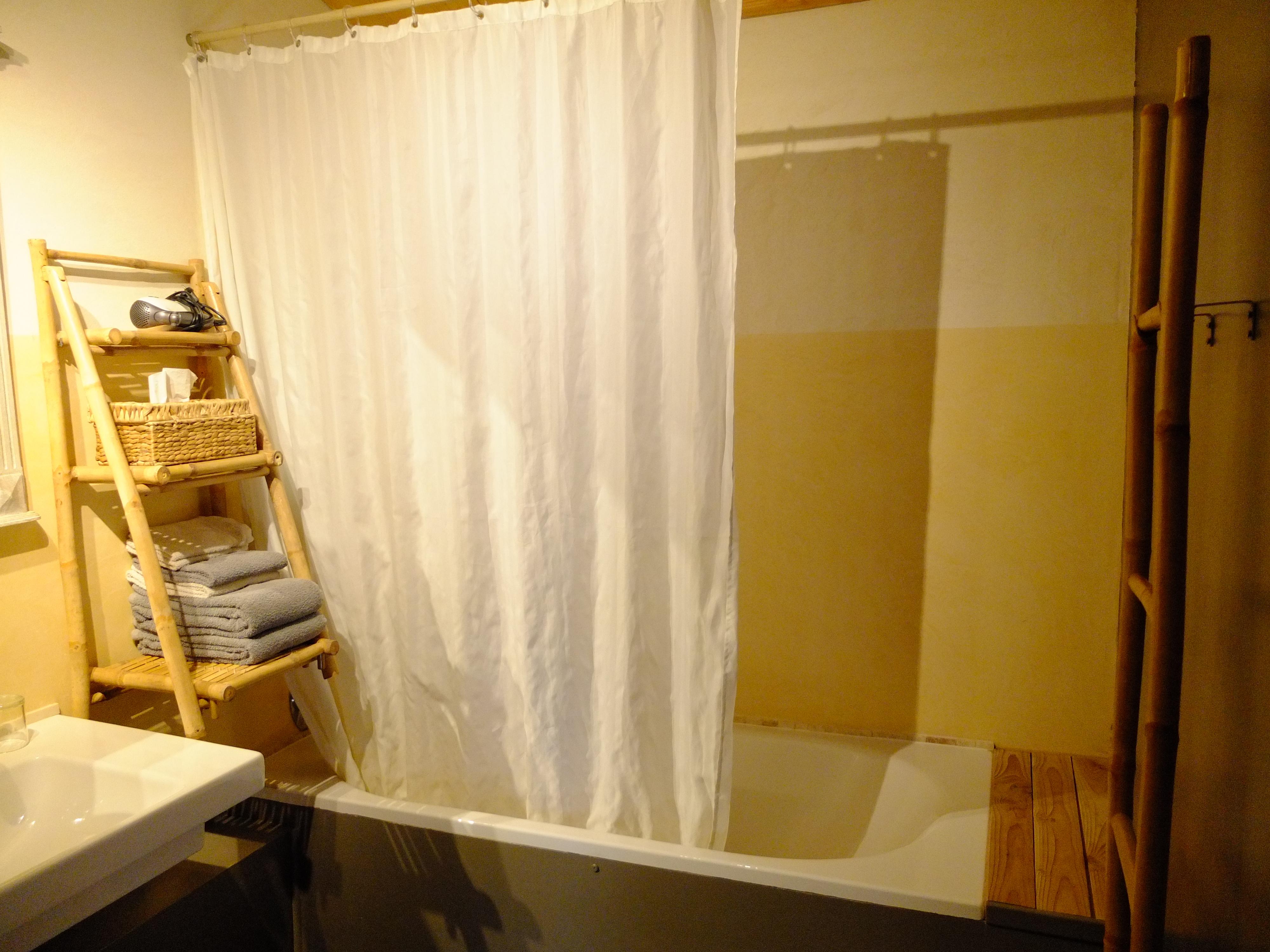 salle de bain _chambre Angkor_