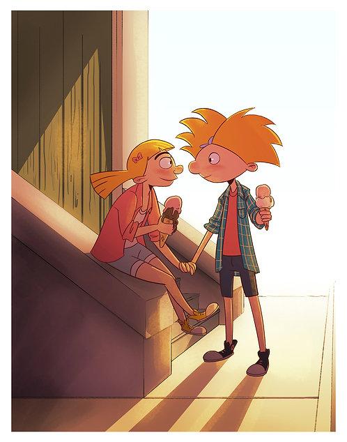 Hey Helga!
