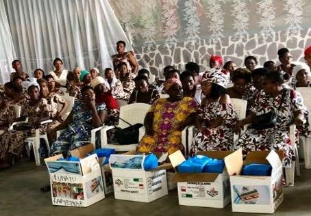 Début de la distribution des kits scolaires 2021 à Kamenge