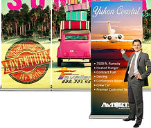 tradeshow,banners,flags,yard signs