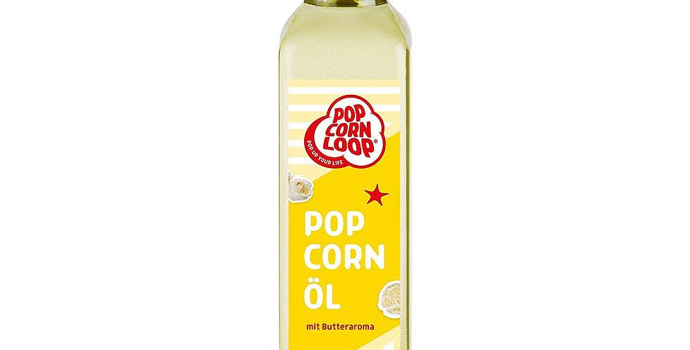 Popcorn Öl