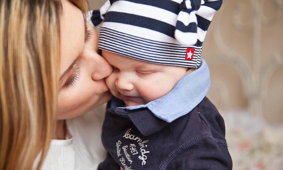Zwischen Mami sein und Berufsalltag