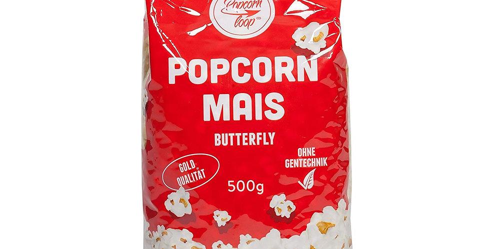 Popcornmais Butterfly