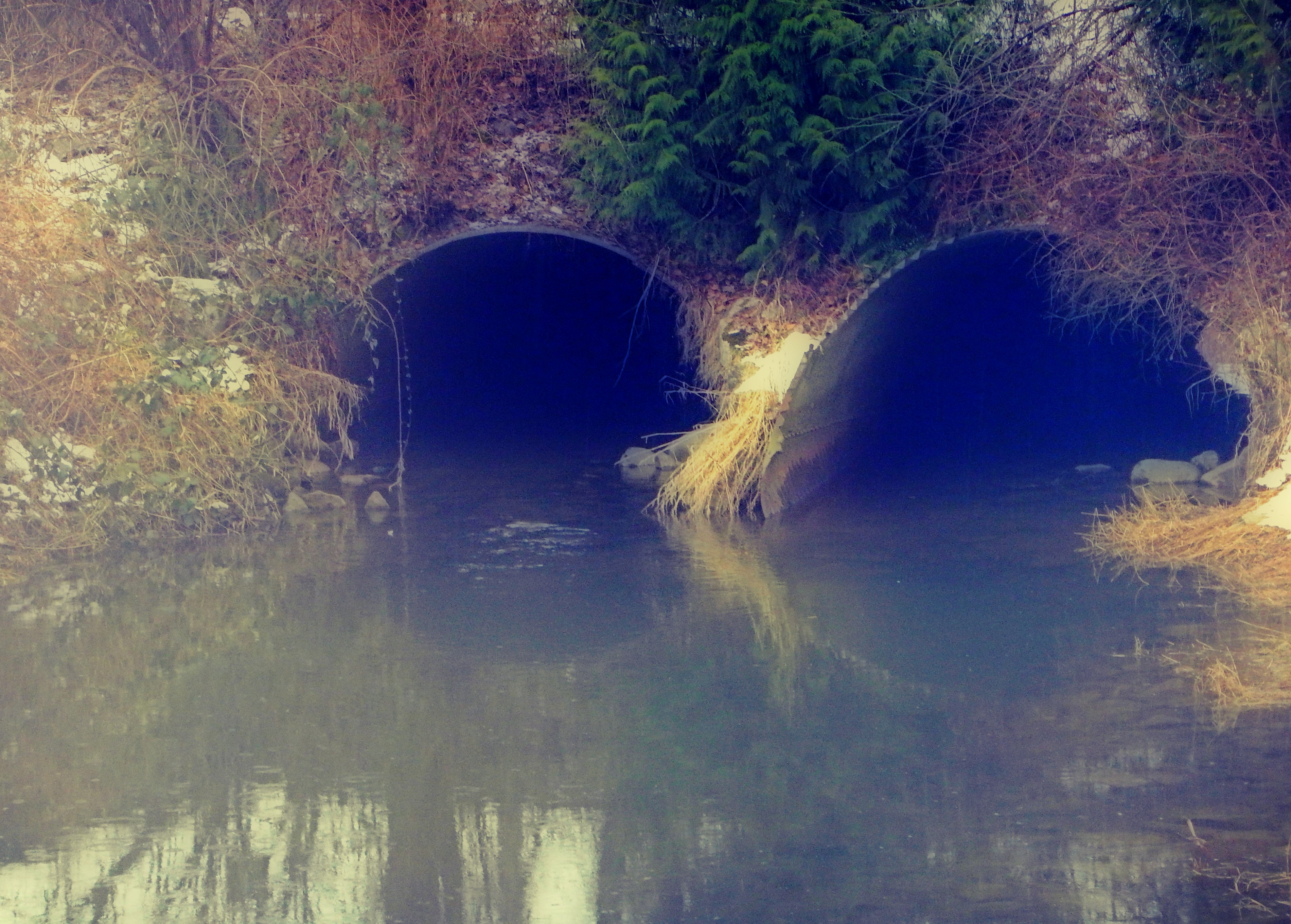 Water Tunnels