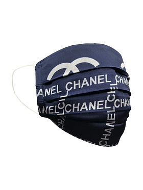 """Chanel"" Face Mask"