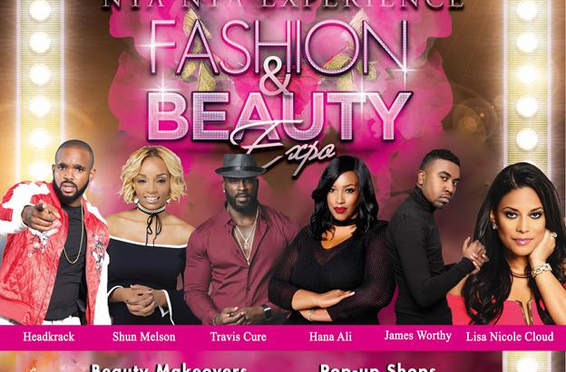 Nya Nya Experience Fashion & Beauty Expo hosted by: Headkrack & Travis Cure
