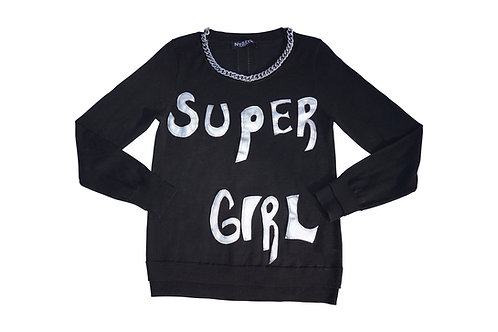 """Super Girl"" Sweater"